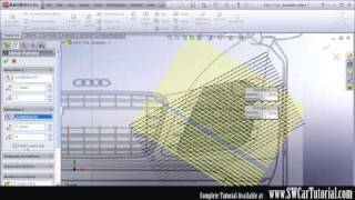 Solidworks Car Tutorial : How To Model a Car