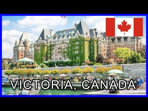 Victoria, Canada | Walking Tour