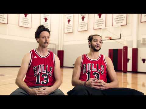 The New NBA Swingman Jerseys - featuring Joakim Noah