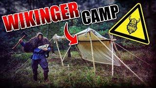 Wikinger Camp #001 | Fritz Meinecke