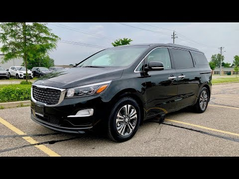 2020 Kia Sedona SX Tech Complete Walkaround Review