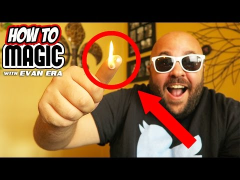 Thumbnail: 7 MAGIC THUMB TRICKS!