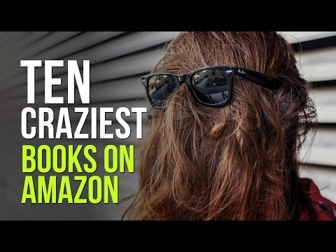 10 Craziest and Nutty Books on Amazon