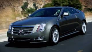 2011 Cadillac CTS Coupe Videos