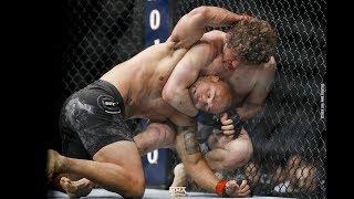 Ben Askren vs Robbie Lawler controvesial stoppage thumbnail