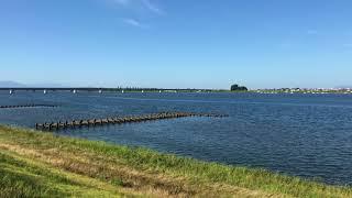 阿賀野川(新潟)Agano River (Nigata)
