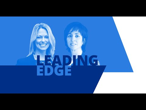 Leading Edge with Michelle Fiebig Élodie Fleury