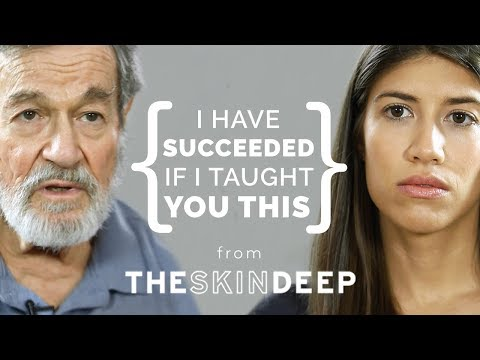 A Father & Daughter on Respect | {THE AND} Clarissa & Mel