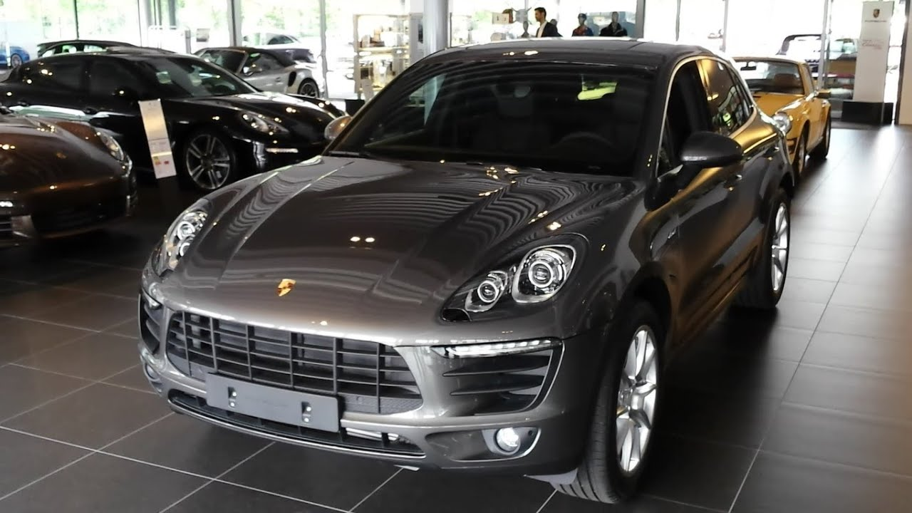 Porsche Macan Gts Interior >> Porsche Macan Agate Grey Interior | www.pixshark.com - Images Galleries With A Bite!