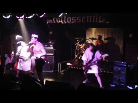 Obliterate - 23.12.2013 - Black Christmas, Collosseum Music Pub, Košice (Full Concert)