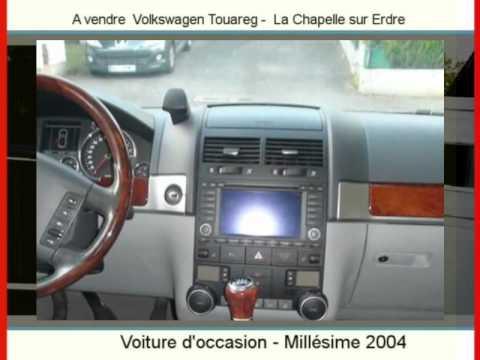 achat vente une volkswagen touareg la chapelle sur erdre youtube. Black Bedroom Furniture Sets. Home Design Ideas