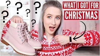 WHAT I GOT FOR CHRISTMAS 2017 | Sophie Louise