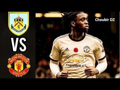 Burnley FC Vs Man United 0-2 Premier League 28/12/2019 ...