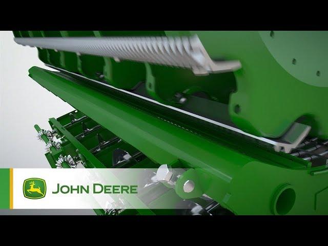 John Deere | T, W Series: Booster Bar (no audio)