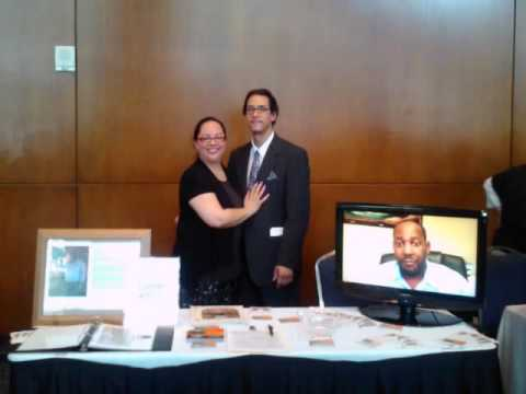 MCVan Home Care at the Latino Health Expo 2011