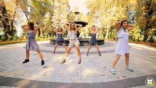 Mariah Carey - Emotions | jazz-funk choreography by Lena Bereznaya | D.side dance studio