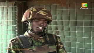 Your Story: The KDF Field Barber, Stephen Makau