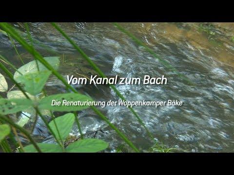 Woppenkamper Bäke - Vom Kanal zum Bach