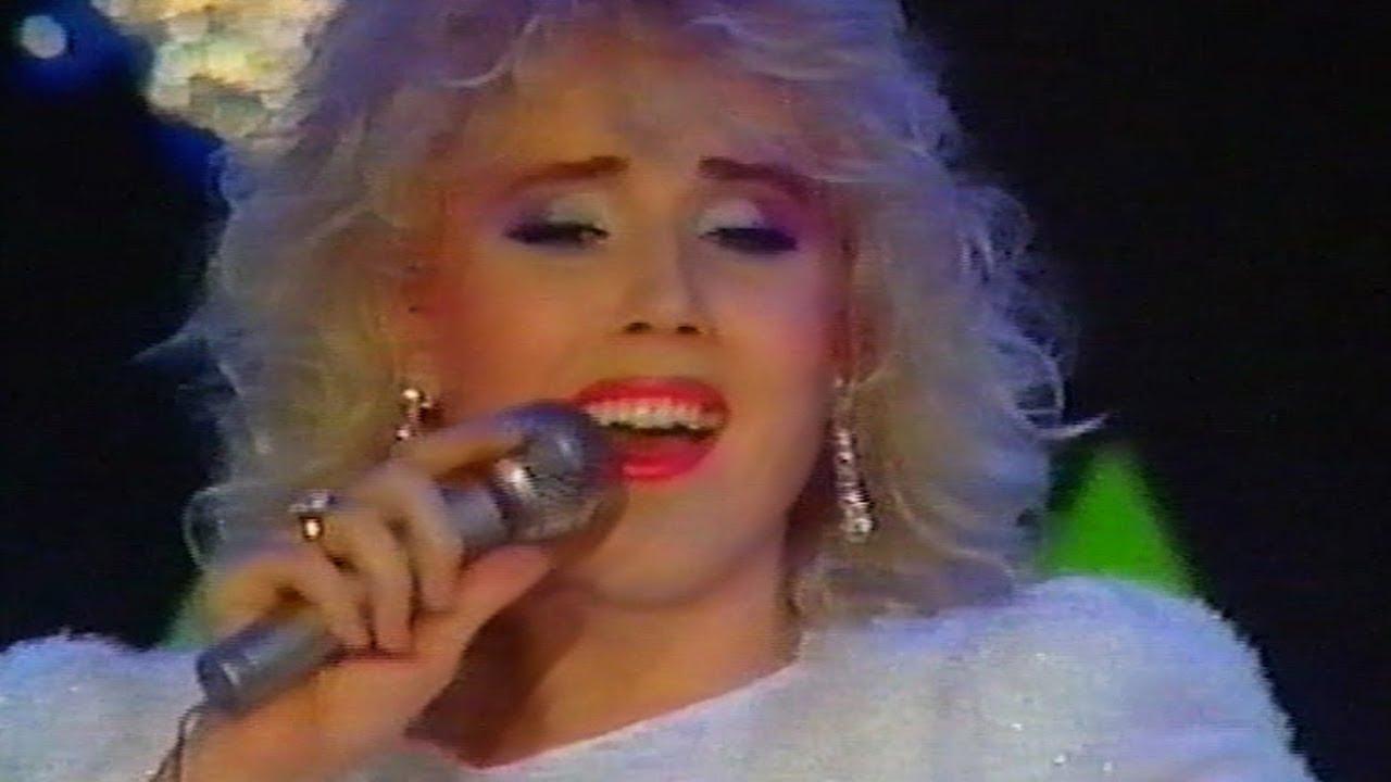 Lepa Brena - Okreces mi ledja - Noc sa vama - (RTS 1987)