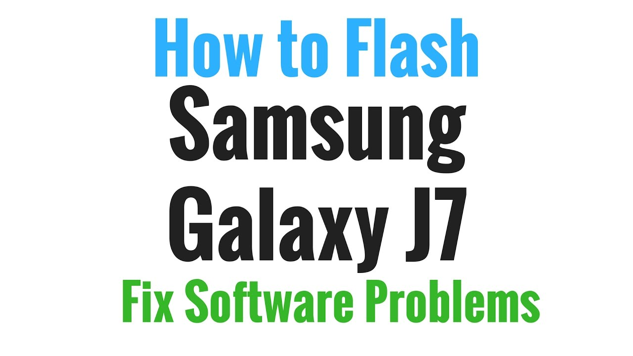 6 Samsung Galaxy J7 Problems with Quick Solutions
