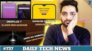 Oneplus 7 BIG Surprise WOW !,Samsung Galaxy M Launch,Nokia N9(2019),Oppo F19,LPDDR5 Samsung S10 #737