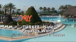 Gambar cover STAFA REISEN Hotelvideo: Pegasos World, Side