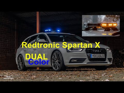 Redtronic Spartan X
