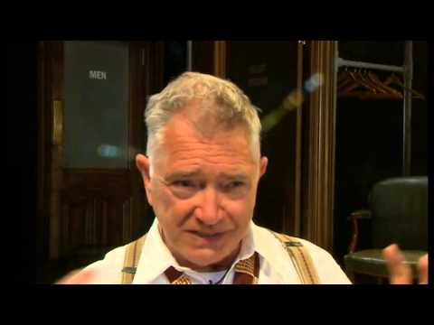 Interview with Martin Shaw on Twelve Angry Men at Birmingham Rep October 2013
