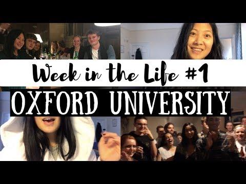 WEEK IN THE LIFE AT OXFORD UNIVERSITY - SECOND YEAR BEGINS | viola helen