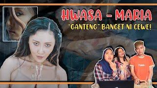 KEREN BANGET! MO M*NINGGAL! | HWASA - MARIA (MV Reaction)