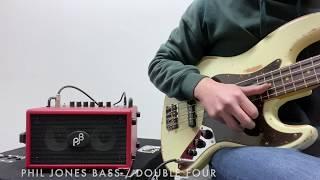 【Phil Jones Bass】Double Four サウンドサンプル【MUSIC LAND KEY】