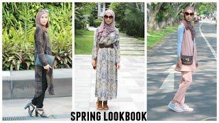 Spring - summer Lookbook Hijab