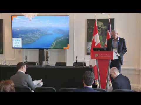 GT Gold investor presentation by Charles Greig at CMS 2018