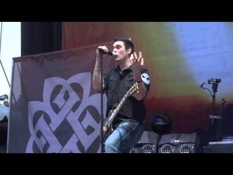 Breaking Benjamin Follow - live Rock USA 07 / 17 / 2015 Oshkosh Wisconsin