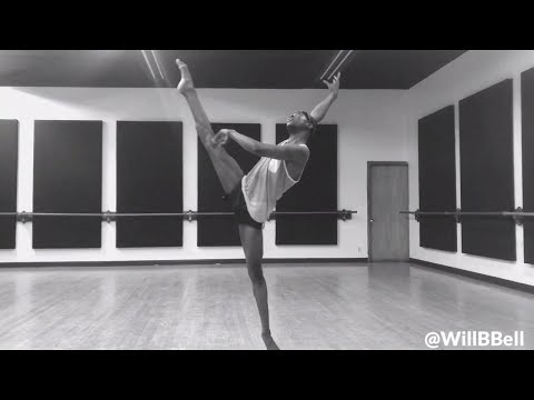 """@WillBBell """"On Reflection"""" - Max Richter - Will B. Bell Choreography"""