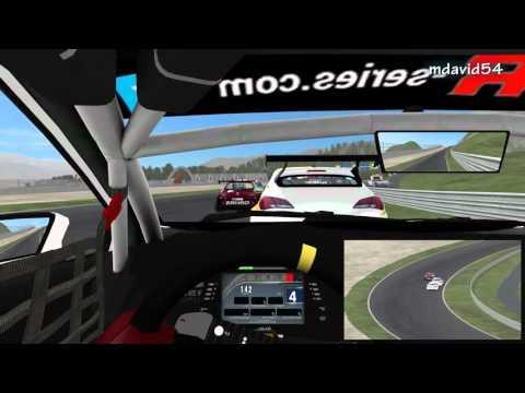 rFactor 2 - TCR - Red Bull Ring - Race 2