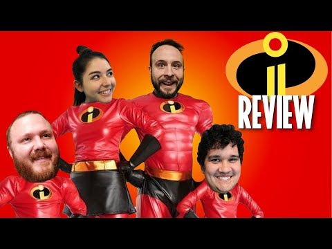 INCREDIBLES 2 REVIEW! - Movie Podcast