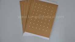 Chinese traditional pain relief patch made in Kangdi.