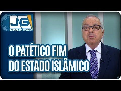 João Batista Natali | O patético fim do Estado Islâmico