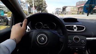 Renault CLIO pov