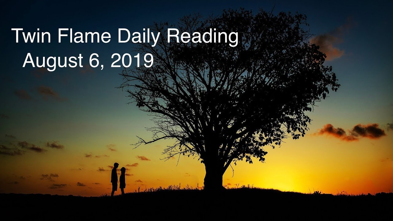 Twin Flame Daily Reading - August 6 - Not Deceiving Yourselves