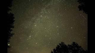 Perseids Meteor Shower 2018