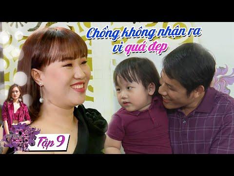 Tự tin để đẹp  Mùa 2 Tập 9: Nàng giám đốc trẻ tự ti vì nhan sắc khiến chồng không nhận ra vì quá đẹp