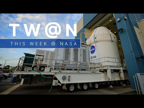 Installing a Critical System for Our Orion Spacecraft on This Week @NASA  July 16, 2021