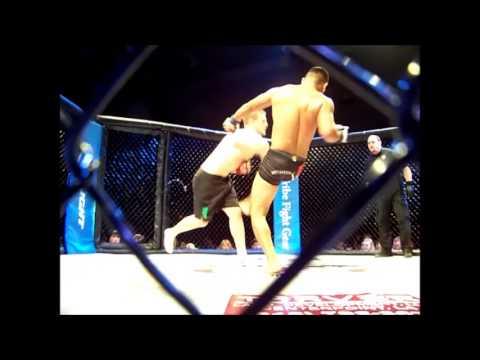 ECS  John Barron vs   Josh Lee