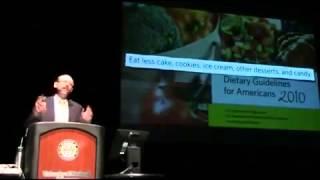 Доктор Майкл Грегер | Dr. Michael Greger - Еда против инвалидности Рацион определяет возможности.