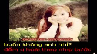 NGAY KHONG EM  - THo TUYEN NGUYEN   Pho nhac HAI ANH Karaoke