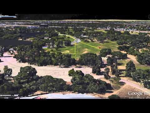 Woodward Park 5k Cross Country Course Tour