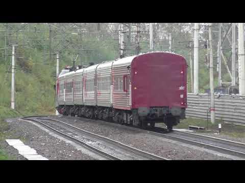 Монгольский поезд. Поезда России. Электрички. Сибирь. Иркутск