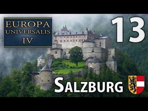 Europa Universalis IV - The Cossacks DLC - Salzburg - E13